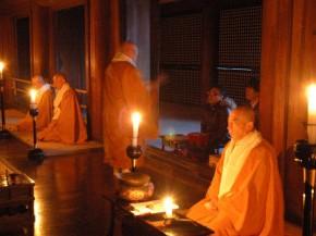 Mikä on zen-seremonioiden juju?