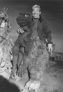 Riisuttu Godzilla