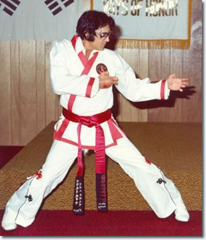 ElvisKarate